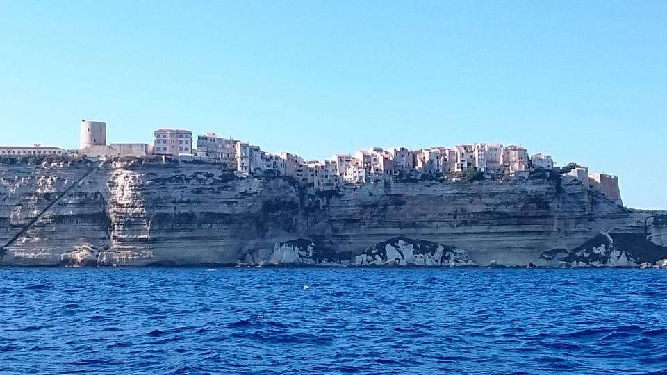 Bonifacio, jih Korsiky Foto: Pavel Polák