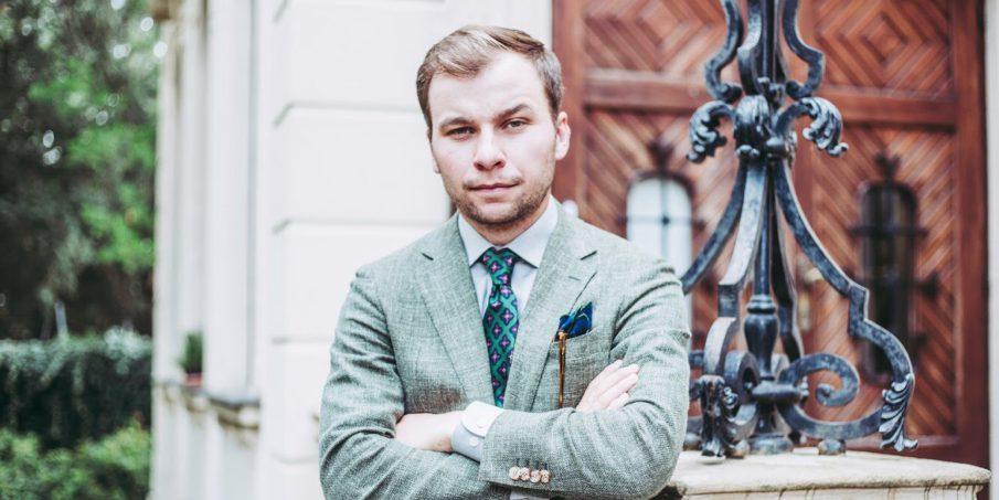 Pavel Králíček – Pravý Gentleman 35e46e13ae