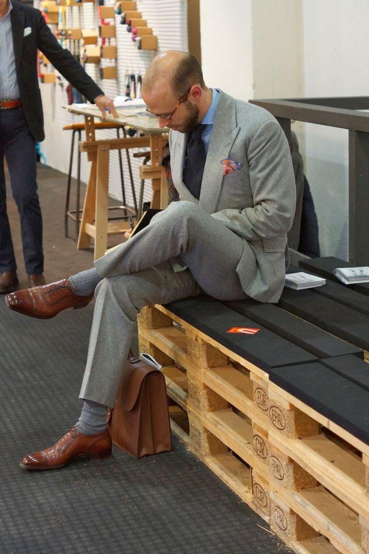 Simon Crompton z Permanent Style.