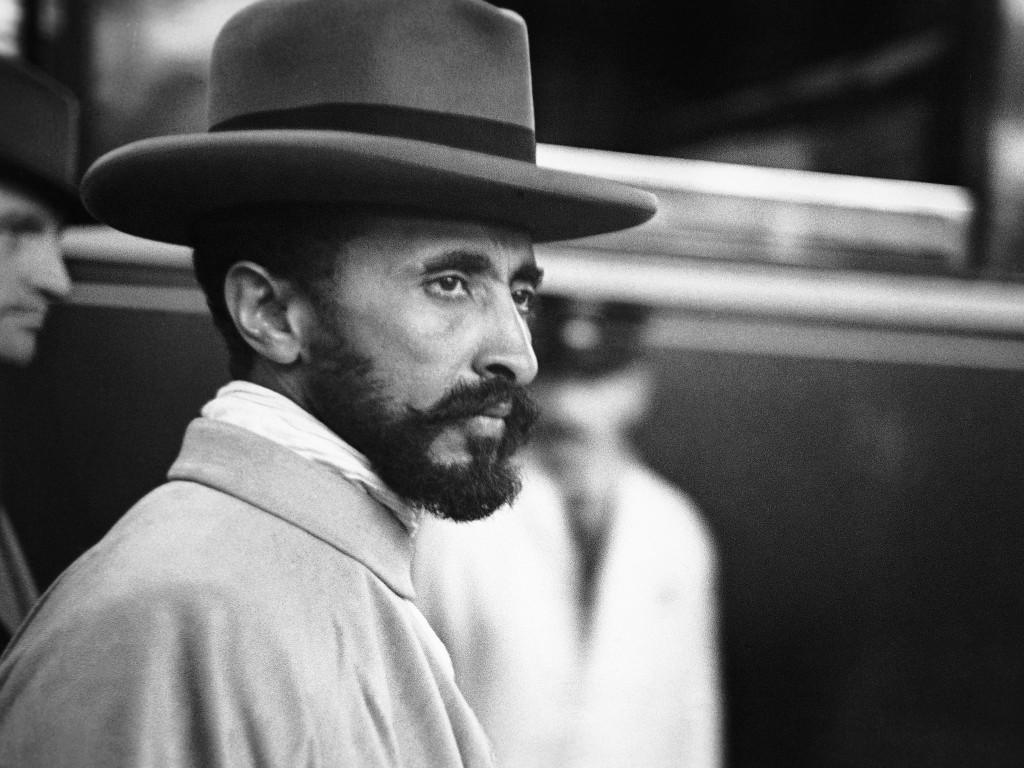 Poslední etiopský císař Haile Selassie I. Zdroj: www.guardian.co.uk