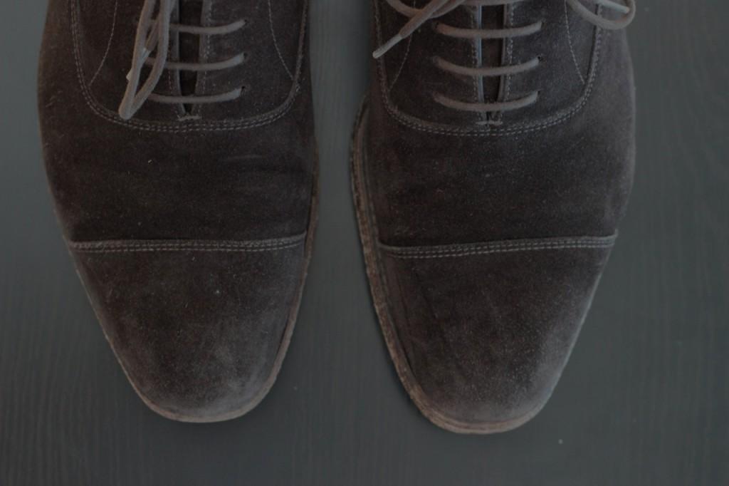 Boty před vyčištěním II