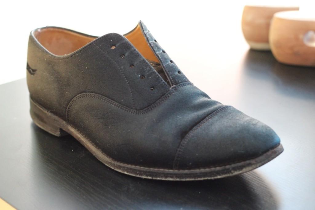 Namočené boty