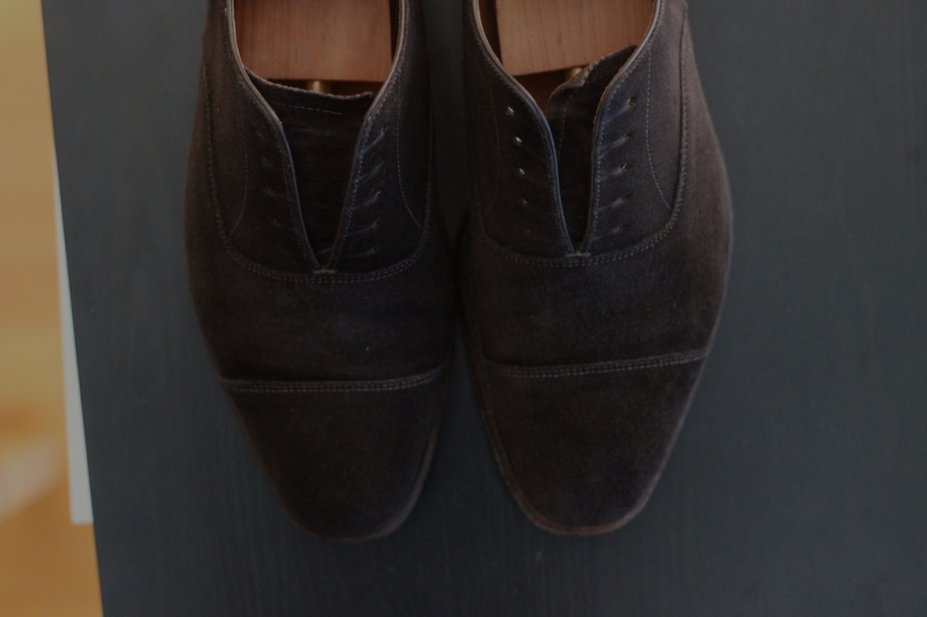 Vyčištěné boty II