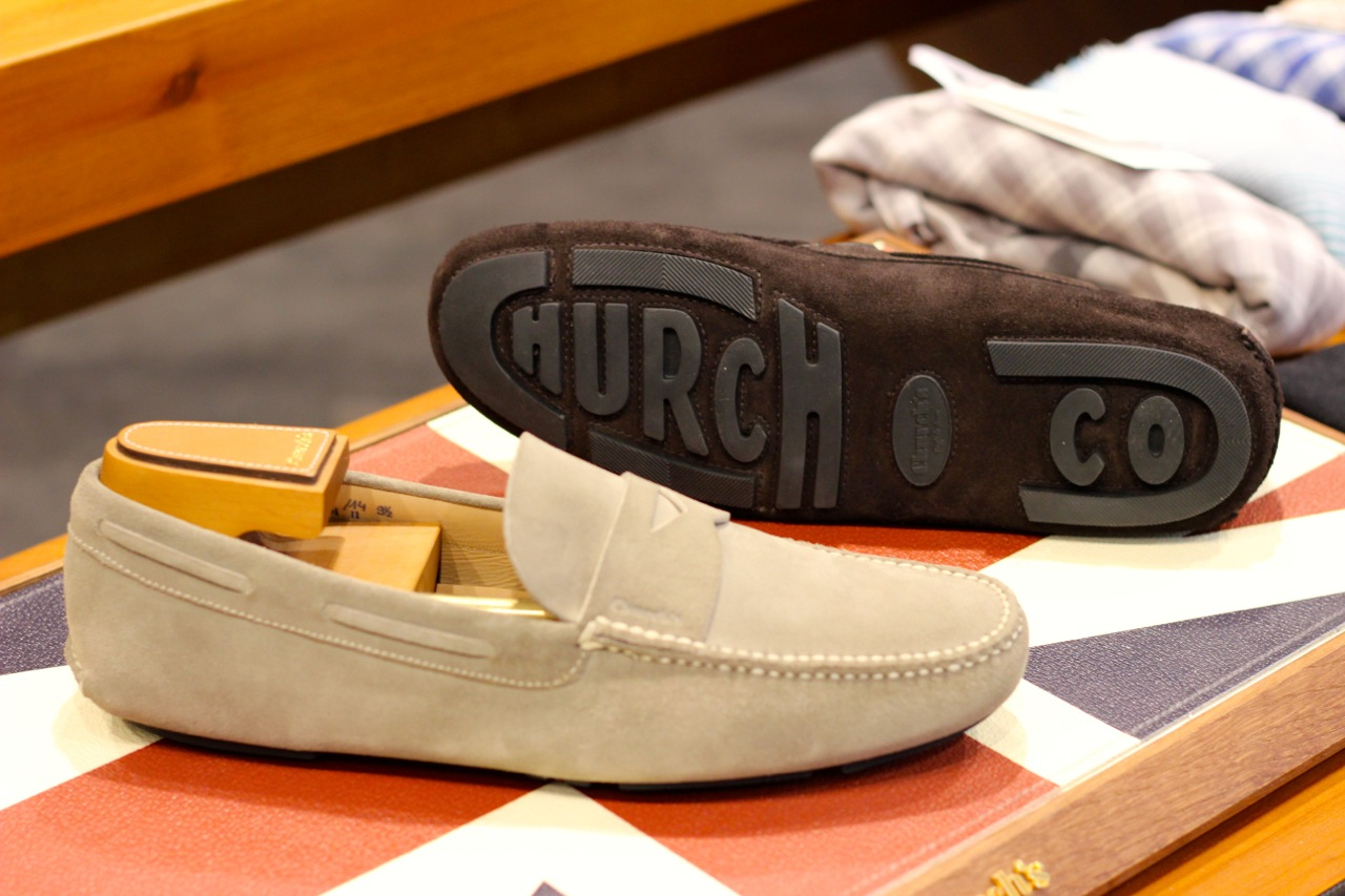 Church's Driving Shoes
