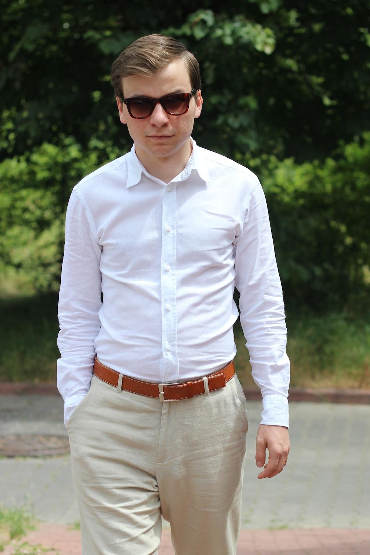 Hockerty  Jak vypadá košile na míru za 1300 Kč  – Pravý Gentleman aa4fcc06a2
