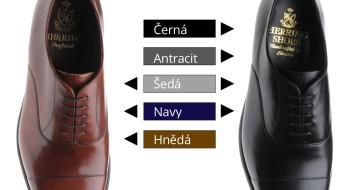 Jaké boty k obleku