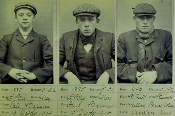 Skuteční Peaky Blinders. Zdroj: www.birminghammail.co.uk/