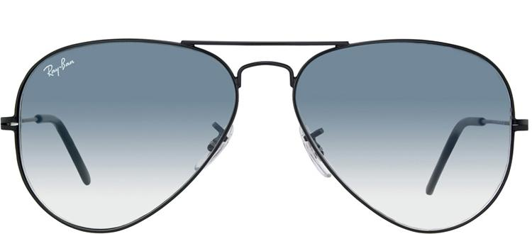 Ray Ban Aviator RB3025 Black
