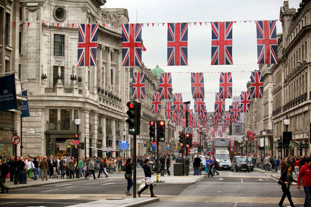 regent-street-flags